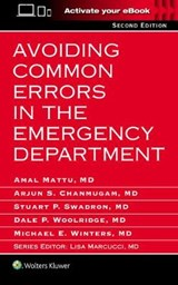 Avoiding Common Errors in the Emergency Department | auteur onbekend |
