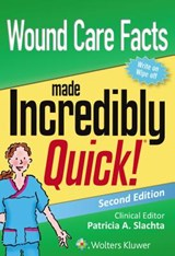 Wound Care Facts Made Incredibly Quick (Incredibly Easy! Series®) | auteur onbekend |