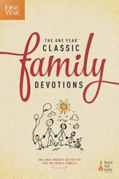 The One Year Classic Family Devotions |  |