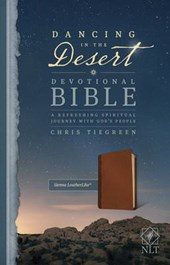 Dancing in the Desert Devotional Bible-NLT