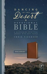 Dancing in the Desert Devotional Bible-NLT |  |