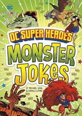 DC Super Heroes Monster Jokes | Michael Dahl |
