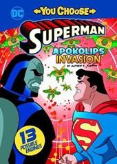 Apokolips Invasion