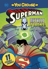 Metallo Attacks! | Michael Anthony Steele |