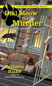 Dial Meow for Murder | Bethany Blake |
