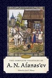 The Complete Folktales of A. N. Afanas'ev