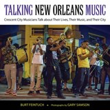 Talking New Orleans Music | Burt Feintuch; Gary Samson |