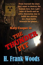 Katy Cooper in the Thunder Pit