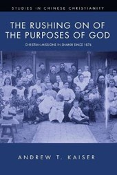 The Rushing on of the Purposes of God