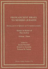 From Ancient Israel to Modern Judaism |  |