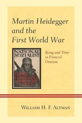 Martin Heidegger and the First World War