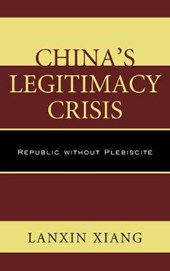 China's Legitimacy Crisis