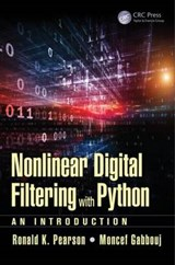 Nonlinear Digital Filtering With Python | Ronald K. Pearson; Moncef Gabbouj |