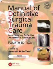 Manual of Definitive Surgical Trauma Care, Fourth Edition |  |