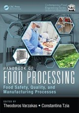 Handbook of Food Processing | auteur onbekend |