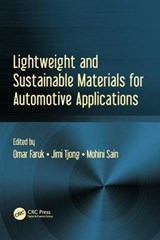 Lightweight and Sustainable Materials for Automotive Applications |  |