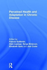 Perceived Health and Adaptation in Chronic Disease |  |