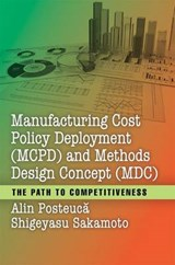 Manufacturing Cost Policy Deployment (MCPD) and Methods Design Concept (MDC) | Posteuca, Alin ; Sakamoto, Shigeyasu |