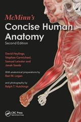 McMinn's Concise Human Anatomy, Second Edition | David Heylings |