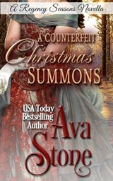 A Counterfeit Christmas Summons | Ava Stone |