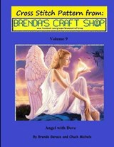 Angel with Dove - Cross Stitch Pattern | Brenda Gerace |