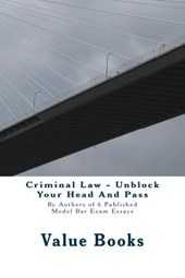 Criminal Law - Unblock Your Head and Pass