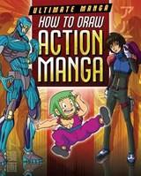 How to Draw Action Manga | Marc Powell |