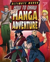 How to Draw Manga Adventure | Marc Powell |