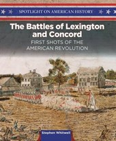 The Battles of Lexington and Concord | Stephen Whitwell |