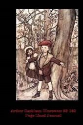 Arthur Rackham Illustrator #3 100 Page Lined Journal