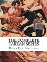 Tarzan Series | Edgar Rice Burroughs |