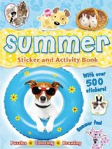 Summer Sticker and Activity Book |  |