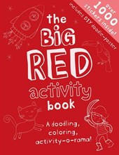 The Big Red Activity Book