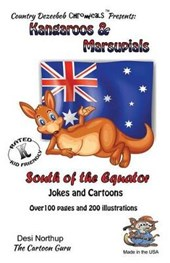 Kangaroo's & Marsupials -- South of the Equator -- Jokes and Cartroons