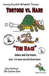 Tortoise vs. Hare -- The Race -- Jokes and Cartoons | Desi Northup |