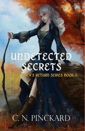 Undetected Secrets (RiftRider's Return, #2) | Christina Pinckard |