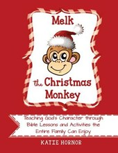 Melk, the Christmas Monkey
