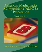 American Mathematics Competitions Amc 8 Preparation | Sam Chen; Yongcheng Chen |