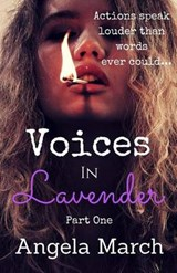 Voices in Lavender | Angela March |