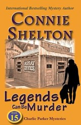 Legends Can Be Murder | Connie Shelton |