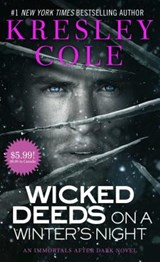 Wicked Deeds on a Winter's Night | Kresley Cole |