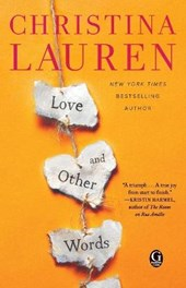 Love and Other Words | Christina Lauren |