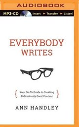 Everybody Writes | Ann Handley |