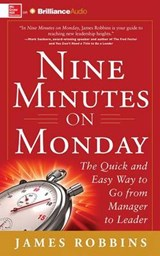 Nine Minutes on Monday | James Robbins |