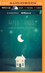 Paper Things | Jennifer Richard Jacobson |