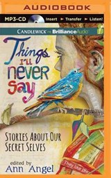 Things I'll Never Say | auteur onbekend |