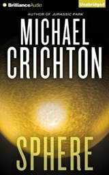 Sphere | Michael Crichton |