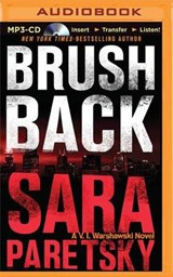 Brush Back | Sara Paretsky |