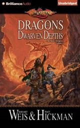 Dragons of the Dwarven Depths | Weis, Margaret ; Hickman, Tracy |