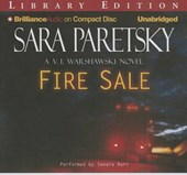 Fire Sale | Sara Paretsky |